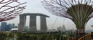 Singapore,Marina Bay Sands,Gardens by the bay